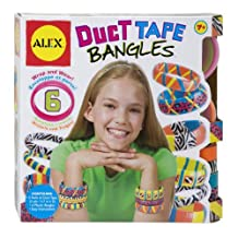 ALEX Toys - Do-it-Yourself Wear! Duct Tape Bangles 767W