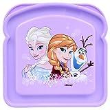 Disney Frozen Girls Lunch Storage Fresh Sandwich Container