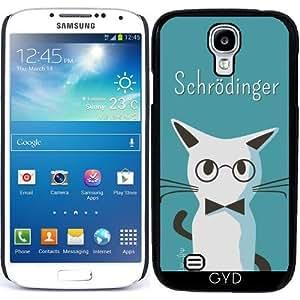 Funda para Samsung Galaxy S4 Mini (GT-I9195) - Schrodinger by Asmo