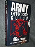img - for Army Officer's Guide, 46th Edition by Lawrence P. Crocker (1993-09-01) book / textbook / text book