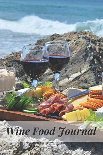Wine Food Journal: Wine Pairing Notebook