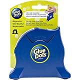 Glue Dots Desktop Roll Dispenser