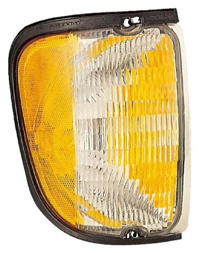 (Eagle Eyes FR113-U000L Ford Driver Side Park/Side Marker Lamp Lens and Housing)