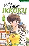 Maison Ikkoku, tome 1 : Juliette je t'aime par Takahashi