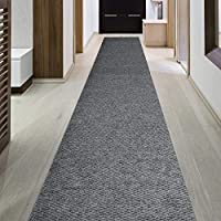 iCustomRug Indoor/Outdoor Utility Berber Loop Carpet Runner and Area Rugs, Many