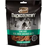 Merrick Backcountry Game Bird Real Duck Sausage Dog Treat, 5Oz For Sale