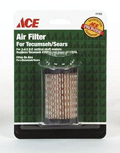 ACE AIR FILTER For Tecumseh 3-4.5 HP