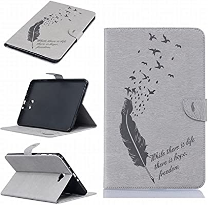 LEMORRY para Samsung Galaxy Tab A 10.1 / T580 / T585 Funda ...