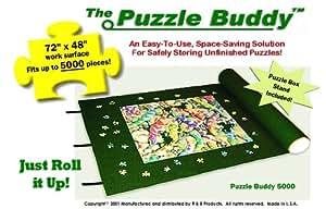 Puzzle Buddy 5000 Jigsaw Puzzle Mat, Large
