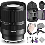 Tamron 17-28mm f/2.8 Di III RXD Lens for Sony E w/Advanced Photo & Travel Bundle