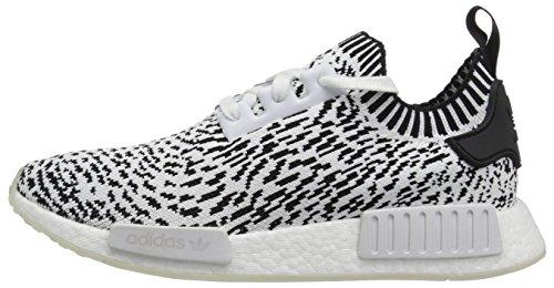 R1 Adidas Adulte blanc Mixte noir 363 W Baskets Nmd Blanc Pk Zw1wq5F
