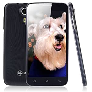 Mpie MP H118 5.0 \ 512MB 2GB Android 4.2.2 MTK6572 Dual - Core Processor 1.3GHz Bar Smartphone ( estándar de la UE ) Azul Oscuro
