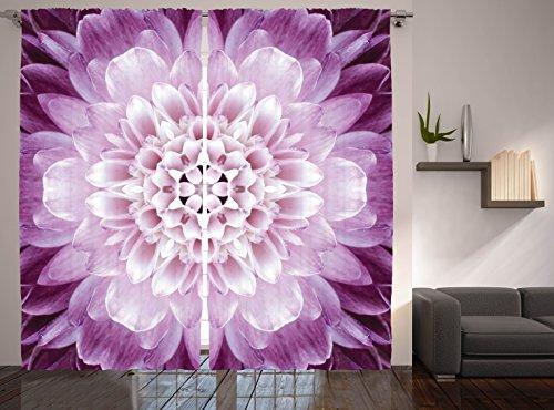 Curtain Ambesonne Photography Mandala Treatments