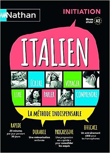 Amazon Fr Italien Livre Initiation Collectif Livres