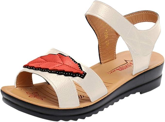 sandales femme semelle souple