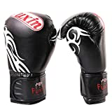 youth boxing - mokcci Best 8oz Youth Women Kids Boxing Gloves .PU Children Sparring and Training Boxing Gloves for Age 8-17 Years