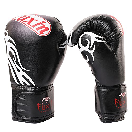 mokcci Best 8oz Youth Women Kids Boxing Gloves .PU Children Sparring and Training Boxing Gloves for Age 8-17 Years – DiZiSports Store