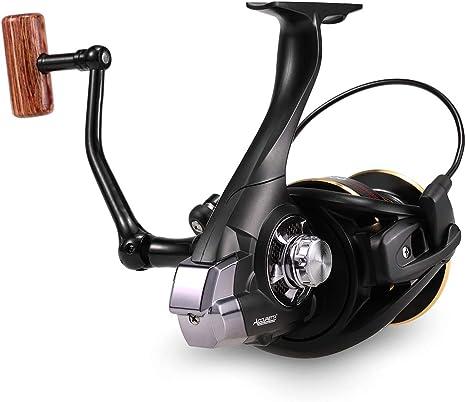 Walmeck- 8000-11000 Series Spinning Fishing Reel 13BB + 1 ...