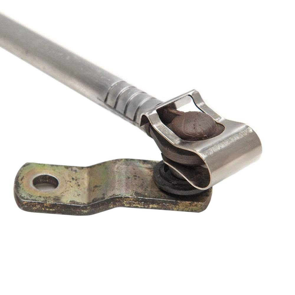 Anyasen Clips de r/éparation de tringlerie dessuie-Glace 4 x pour wiper linkage repair clip kit de clipsage de Moteur 2 Paires