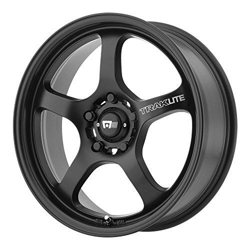 Motegi Racing MR131 Traklite Satin Black Wheel (17x8''/5x114.3mm, +40mm offset) by Motegi Racing (Image #2)