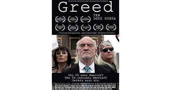 Amazon.com: Greed: Nigel Evans, Jenni Davies, Daniel B James ...