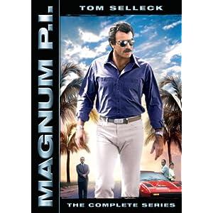 Magnum P.I.: The Complete Series (2018)