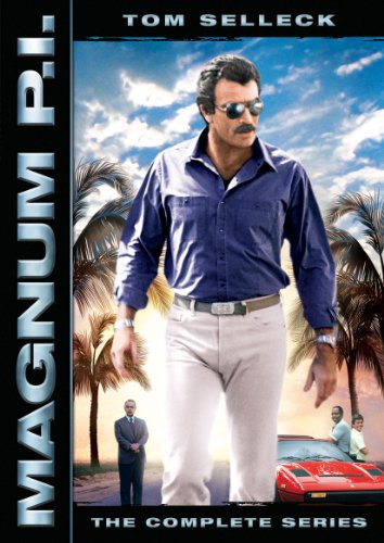 Magnum P.I.: The Complete Series by Sullivan