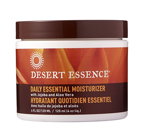 Desert Essence Daily Face Moisturizer - 4 fl - Desert Cream Essence Face
