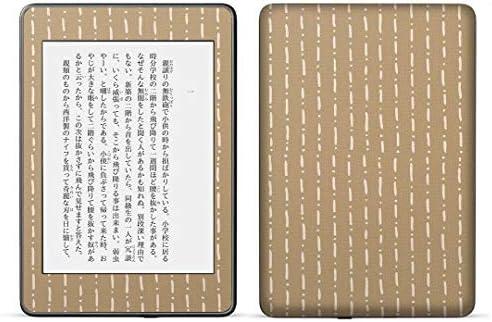 igsticker kindle paperwhite 第4世代 専用スキンシール キンドル ペーパーホワイト タブレット 電子書籍 裏表2枚セット カバー 保護 フィルム ステッカー 050674
