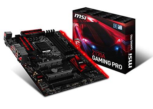 MSI Z170A GAMINGPRO ATXマザーボード MB3467 Z170A GAMINGPRO
