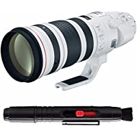 Canon EF 200-400mm f/4L IS USM Lens (International Model no Warranty) 6AVE Bundle 8