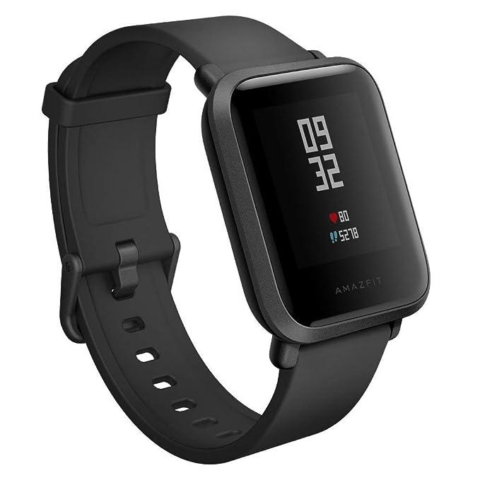 Amazfit Xiaomi Bip Reloj Inteligente Negro LED 3,25 cm (1.28