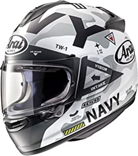 ARAI Chaser de X Marina, marina White, Tamaño M