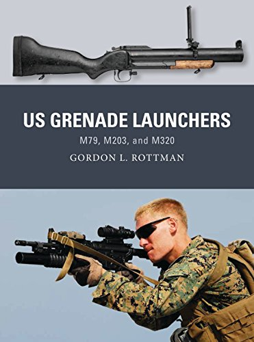 Price comparison product image US Grenade Launchers: M79,  M203,  and M320 (Weapon)
