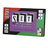 SET: The Family Game of Visual Perception (Toy)