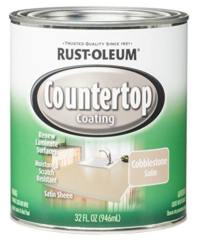 Rust Oleum 263206 Countertop Coating Premix, 32-Ounce Kit...
