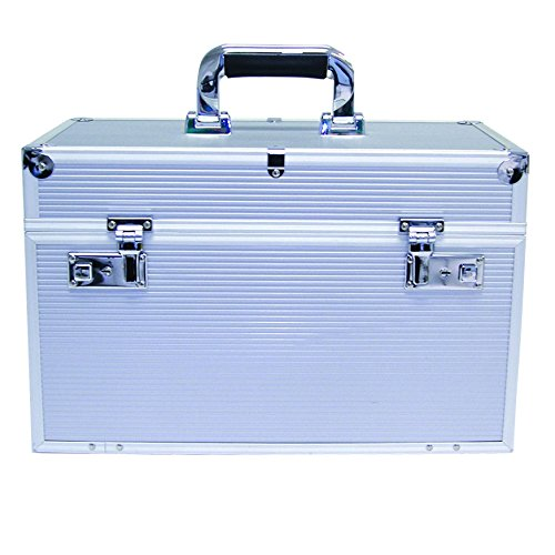 City Lights Lockable Aluminum Silver product image