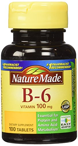 Top 9 Nature Made B6 Vitamin 100Mg