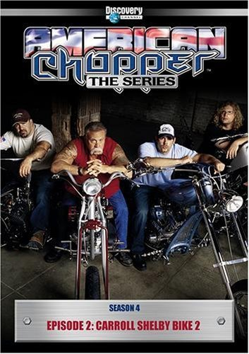 American Chopper Season 4 - Episode 2: Carroll Shelby Bike 2