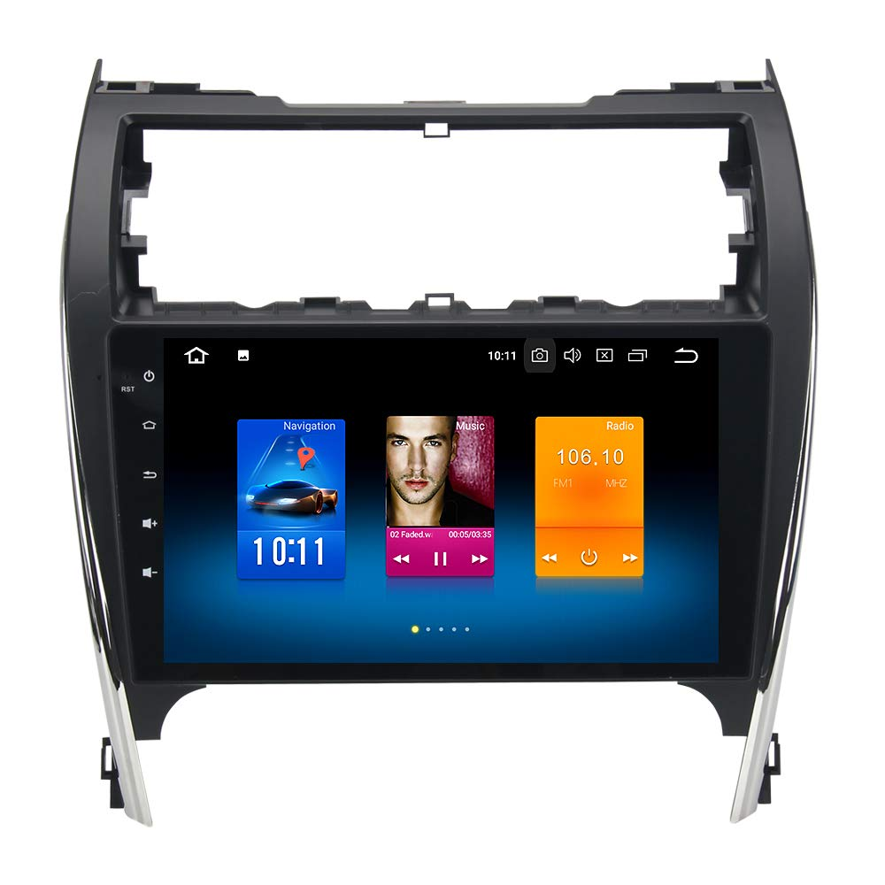 Dasaita Android 8.0 Car Stereo for Toyota Camry 2012 2013 2014 Radio with 10.2 Screen /& GPS Navigation /& 4GB Ram 32GB ROM Head Unit