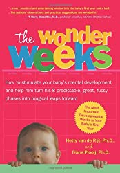 The Wonder Weeks: Eight Predictable, Age-linked Leaps in Your Baby's Mental Development