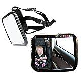 Best Zone Tech Zone Tech Baby Car Seats - Zone Tech Car Baby Rear View Mirror Review