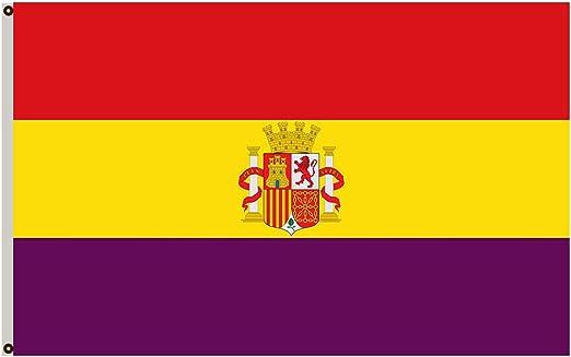 Flylife grande bandera España durante la Segunda República ...