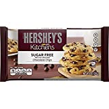 Hershey's Sugar Free Chocolate Chips, 8 Ounce (Pack of 12)