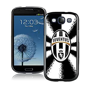 Fashion And Antiskid Cover Case For Samsung Galaxy S3 I9300 With Juventus Black Phone Case 2
