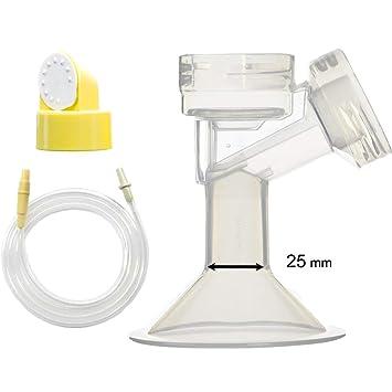 1 Medium to 1 Inc Swing Tubing and Breast Pump Kit for Medela Swing Breastpump