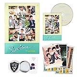 SEVENTEEN 1st Album - LOVE & LETTER [ Letter ver. ] CD + Photobook + Sticker + Photocard + Postcard + FREE GIFT / K-POP Sealed