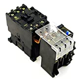 CR4CHA/CR4G3WS GE MAGNETIC MOTOR STARTER MADE BY SPRECHER SCHUH OVERLOAD ADJUSTABLE 25-32AMP 120V AC COIL