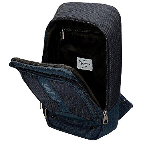 Greenwich Litros Maletín Azul 67 Jeans 5 35 Cm Pepe zq5gw5