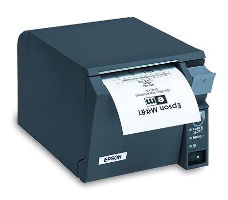 Epson TM-T70II (032) Térmico POS Printer 180 x 180DPI - Terminal de Punto de Venta (Térmico, POS Printer, 80 mm, 56/42, 250 mm/s, 180 x 180 dpi, ...